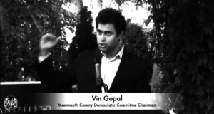 Gopal Declares War On Monmouth County Legislators