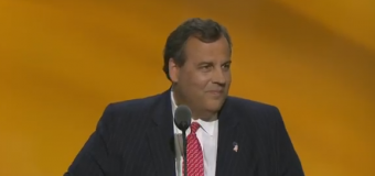 FULL TEXT: Chris Christie's RNC 2016 speech