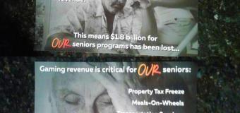 Casino Battle '16: Opponents talk property taxes, Proponents invoke Alzheimer's
