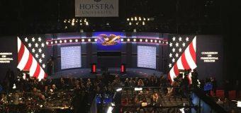 LIVE STREAM: Trump, Clinton debate at Hofstra