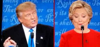 POLL: Who won Clinton vs. Trump, Round #1?