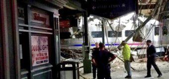 Major Hoboken train crash kills 3, injures 100+ and wrecks terminal
