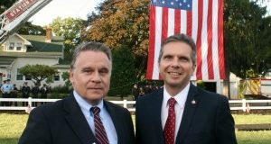 Congressman Chris Smith's remarks at the Middletown 9-11 Memorial