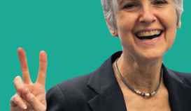 Green Candidate Jill Stein Says She Wouldn't Have Killed Osama Bin Laden