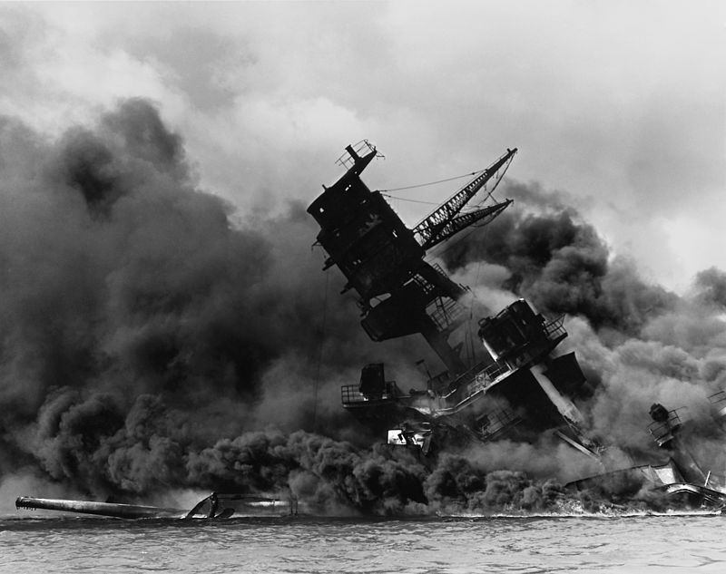 Remembering Our Bravest Lost at Pearl Harbor