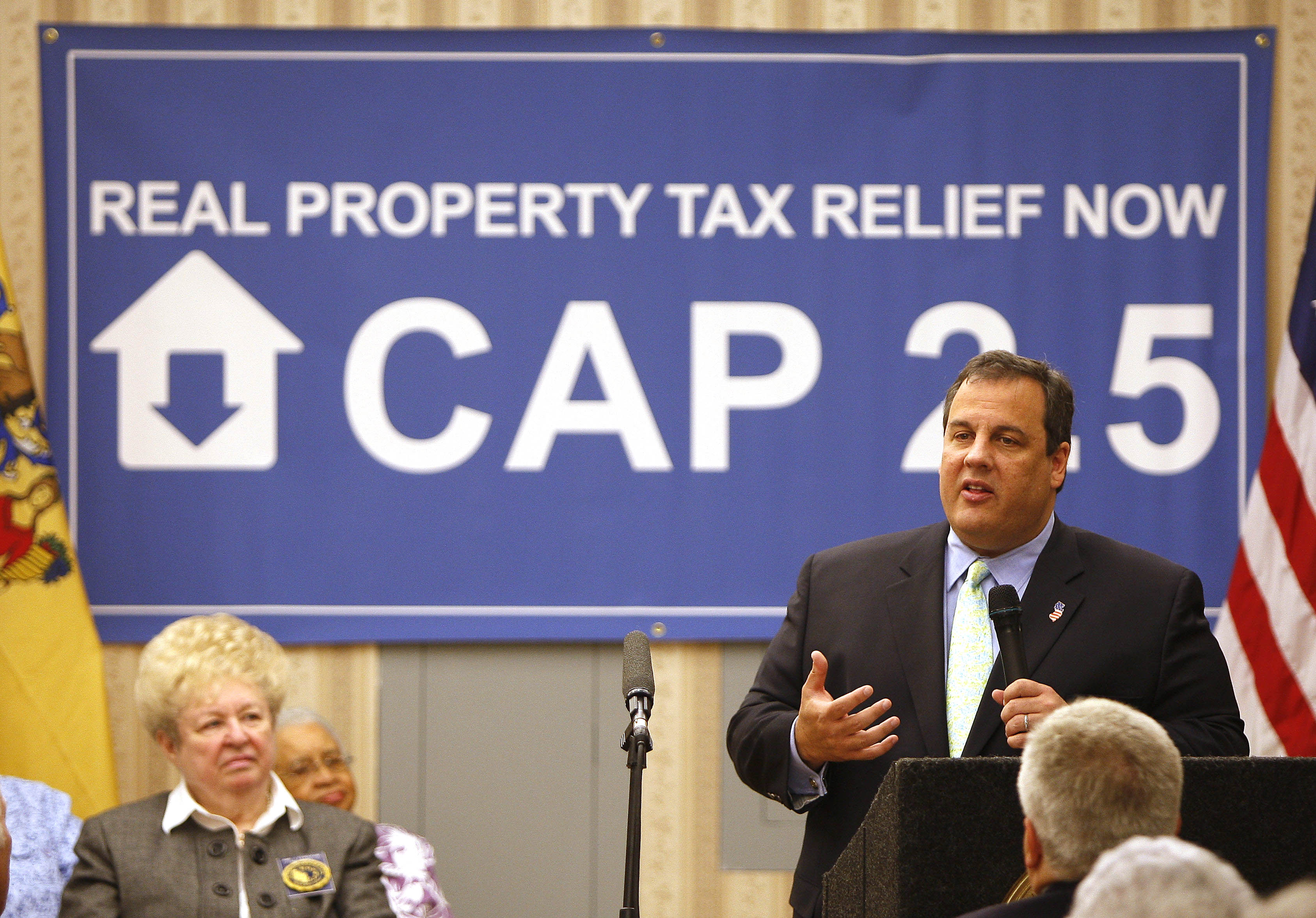 Christie's cap started to rein in property taxes. Will the trend continue under Murphy?
