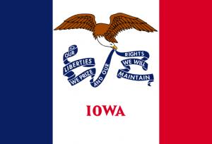 Iowa Flag
