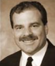 Steve Sweeney with 1970's mustache (in the 1990's)...