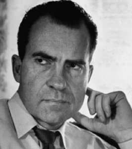 Young Richard Nixon