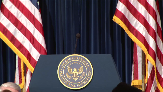 Live Webcast Preview: Chris Christie 'Goes National' at the Reagan Library
