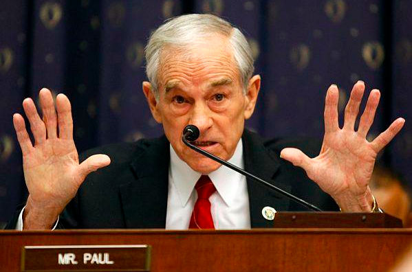 I Told You Ron Paul is a Big Jerk