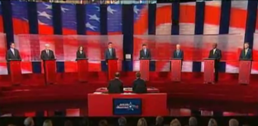 LIVE: Save Jersey Tweets the #GOPDebate at 8:00 PM