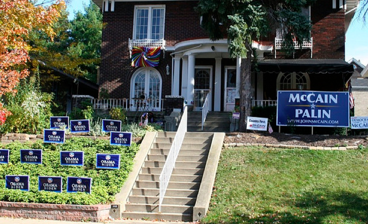 Can I Get Some Yard Signs?
