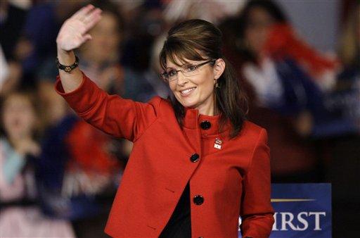 Sarah Palin is the REAL Establishment