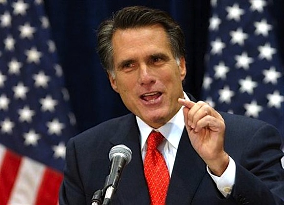 """FULL TEXT: """"Ready to Rumble"""" Romney's Victory Speech After Carrying NY, PA, RI, CT & DE"""