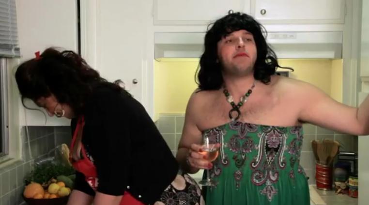"VIDEO: ""Stuff"" Italian Mothers Say"