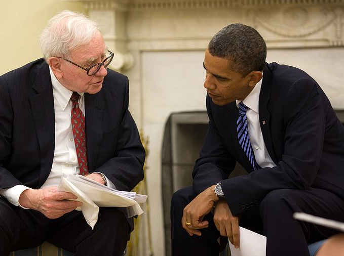 The New Buffett Rule Passes the House