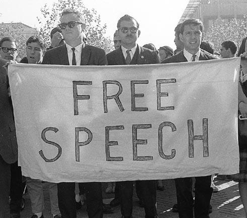Free Speech Flap at Montclair
