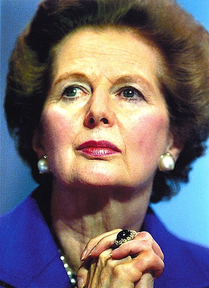 Where Have You Gone, Margaret Thatcher?