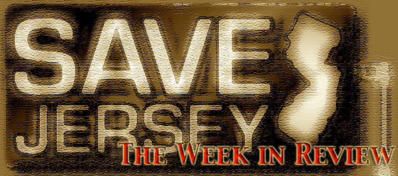 Save Jersey's Week in Review (7/16/12 – 7/22/12)