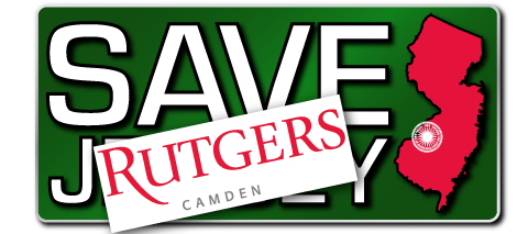 Save Rutgers: Does Lautenberg Know Something We Don't?