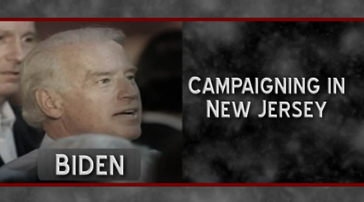 Biden in Town to Fundraise for Menendez; Kyrillos Highlights Their Connection to Corzine