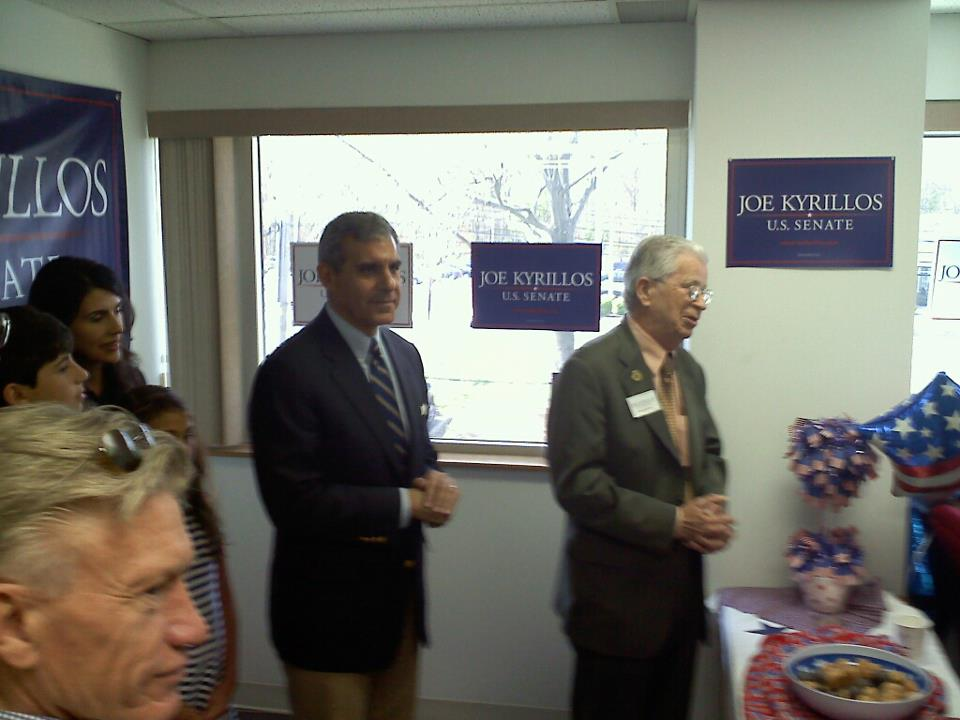 Monmouth Poll is Bad News for Kyrillos
