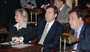 Guadagno, Kean and Christie