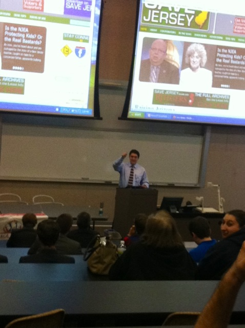 New Jersey College Republicans Host Speakers, Elect Leadership at Rowan Convention