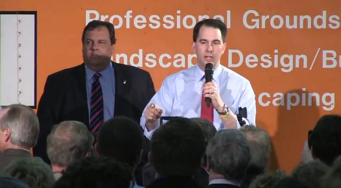 PPP Poll explains Romney departure; major movement for Christie, Walker
