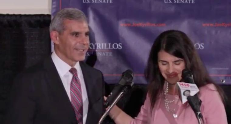 Kyrillos Primary Night Victory Speech (VIDEO)