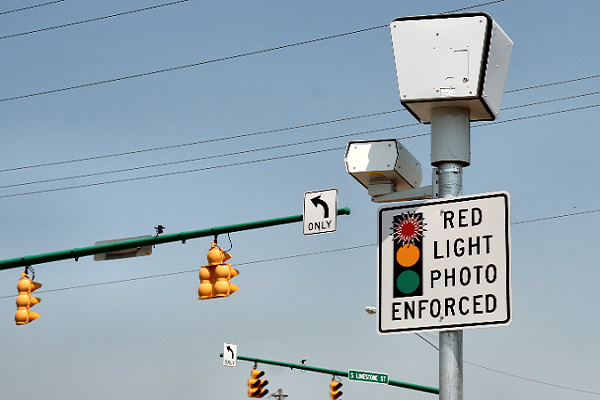 Red Light Camera Corruption Claim?