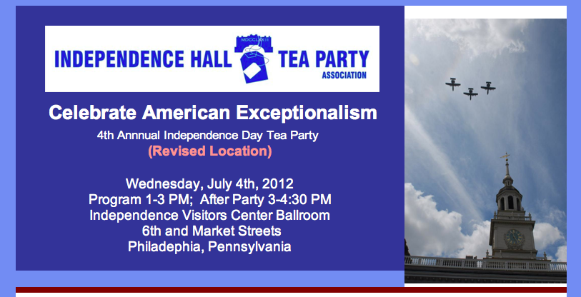 Save Jersey's Matt Rooney Participates in July 4th ObamaCare Panel Discussion