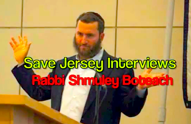 A Candid Interview with Rabbi Shmuley Boteach (AUDIO)