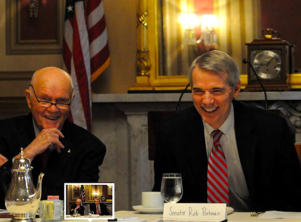 SOURCE: @GovChristie Thinks @MittRomney is Picking Portman
