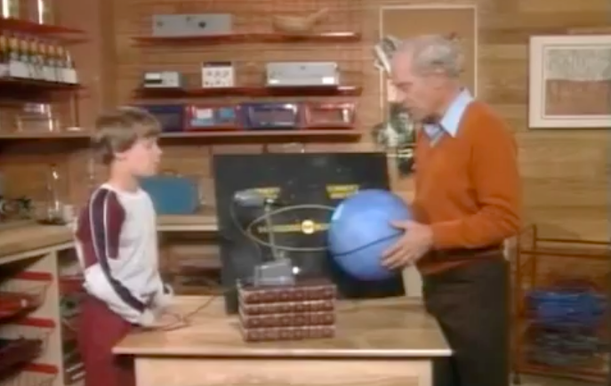 Mr. Wizard: Sorry, Your Kid is Wrong! (VIDEO)