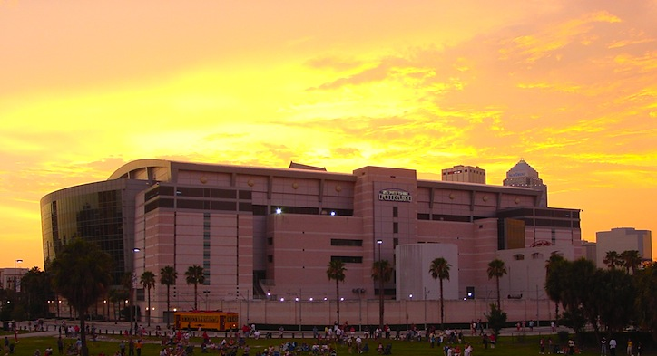 Save Jersey Heads to Tampa Bay for 2012 Republican National Convention