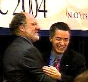 McGreevey and Corzine