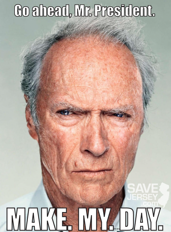 Empty Chair Day Verifies the Success of Eastwood's Speech