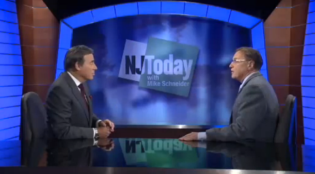 """Lonegan on the 47% Flap: Romney """"Didn't Back It Up"""" (VIDEO)"""