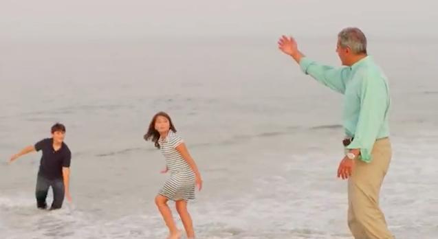 New TV Ad: Joe Kyrillos Bears His Softer Side (VIDEO)