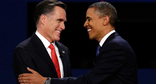 Romney's Breakout Debate vs. Obama's Public Breakdown