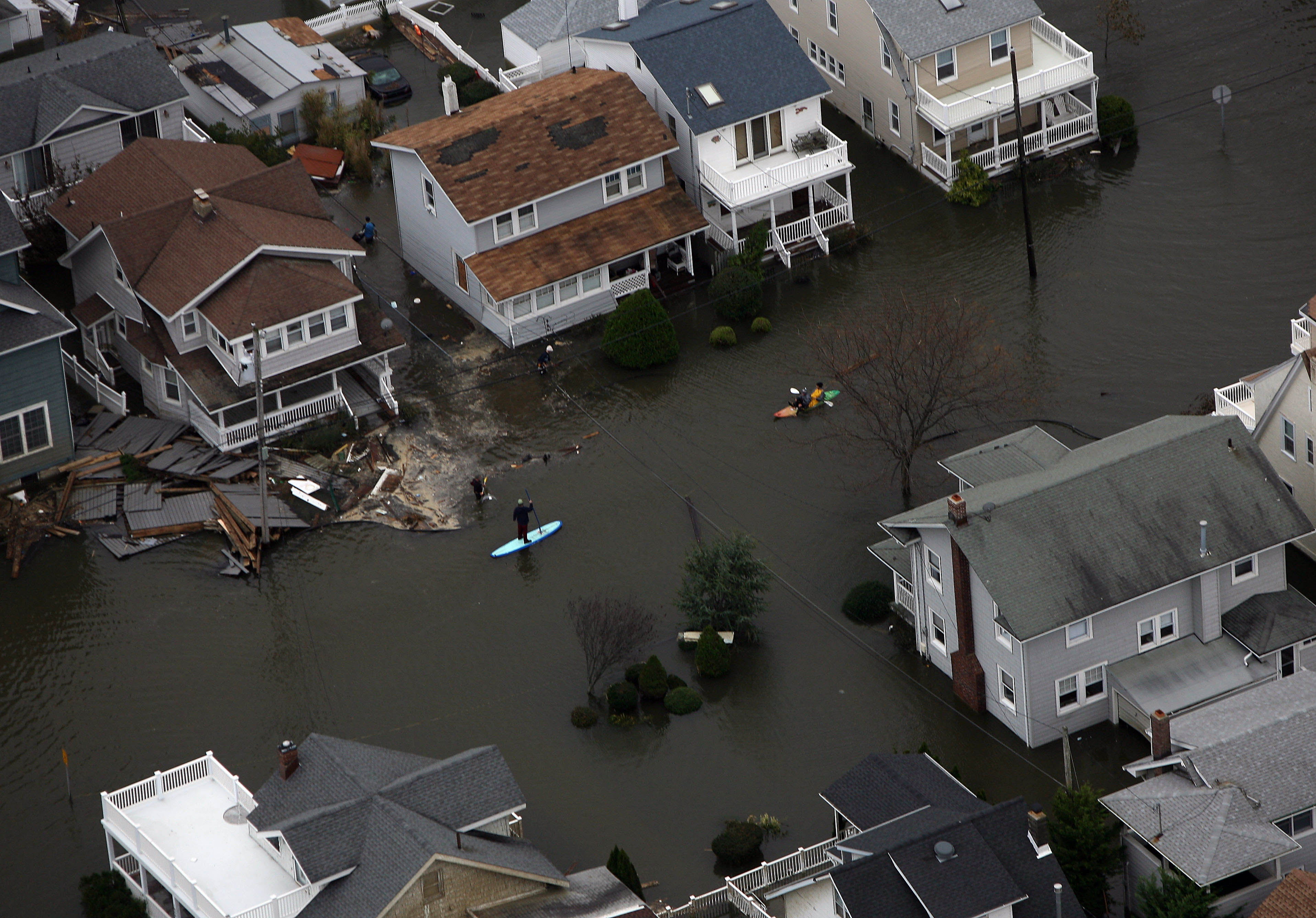 Labor Bill Will Hurt Sandy Victims