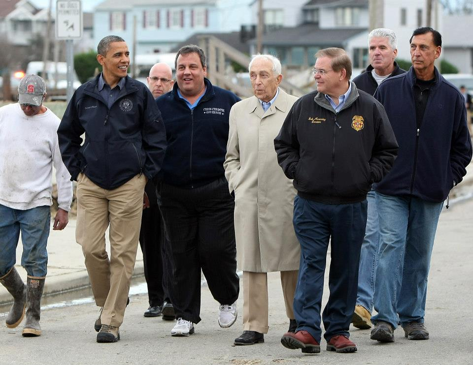 Charges still forthcoming, FEMA watchdog group rallies to defend Menendez
