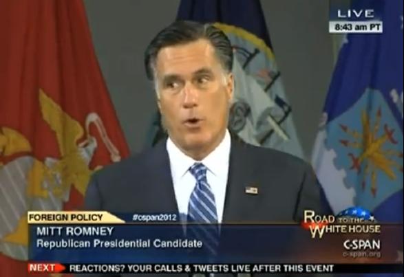 Romney's on a Roll (VIDEO)