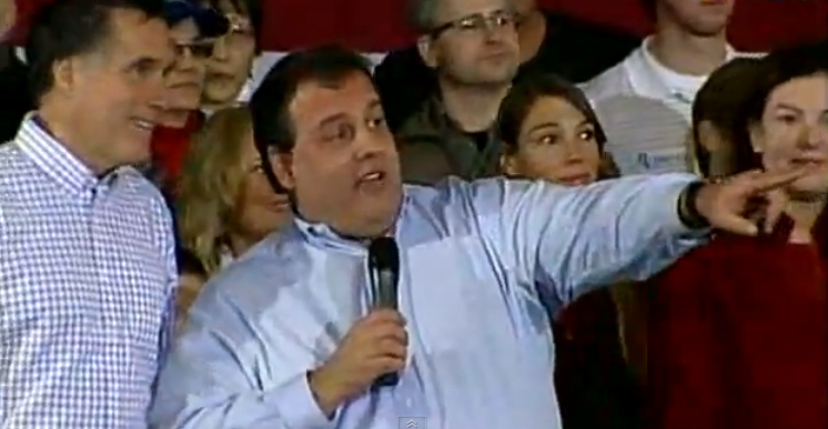 UPDATE: Christie Stumping in Ohio for Romney Through Wednesday