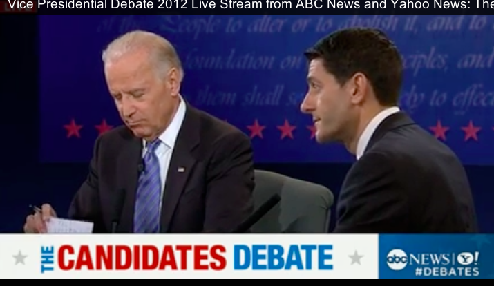 POLL: Who Won the Vice Presidential Debate?