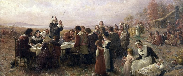 Channeling Our Inner Pilgrim | Glading