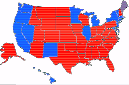 Final Electoral Projection (No Toss Ups): Romney 320, Obama 218