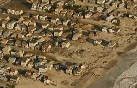 Superstorm Sandy Like You've Never Seen Her (VIDEO)